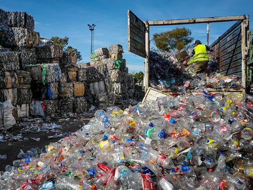 España, segunda de europa en reciclaje de plástico