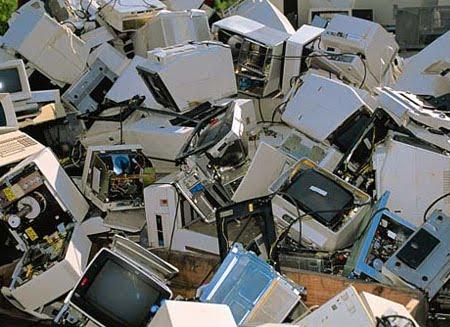 La basura electrónica La nueva amenaza para el medio ambiente