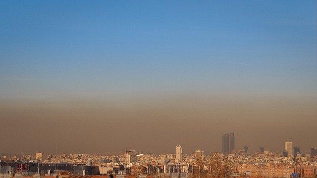 Madrid supera en sólo 5 días el límite de contaminación de todo el año