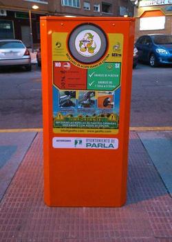 reciclado aceite de palma