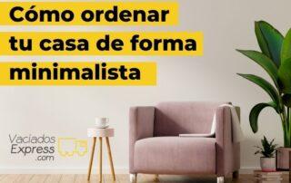 Cómo tener una casa minimalista